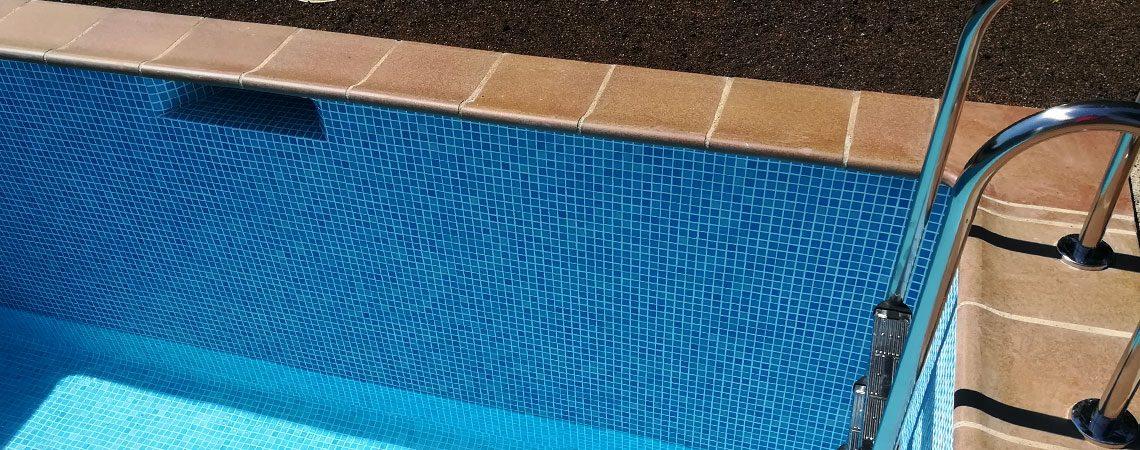Rehabilitació d'una piscina